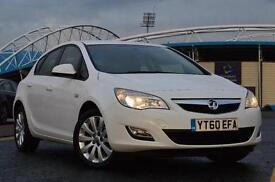 2010 Vauxhall Astra 1.4i 16V Exclusiv 5 door Petrol Hatchback