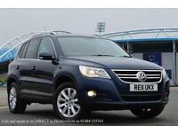 2011 Volkswagen Tiguan 2.0 TDi Match 5 door Diesel Estate