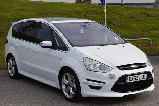 2013 Ford S-MAX 2.2 TDCi 200 Titanium X Sport 5 door Diesel Estate
