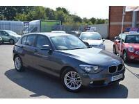2013 BMW 1-Series 116d EfficientDynamics 5 door Diesel Hatchback
