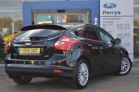 2014 Ford Focus 1.0 125 EcoBoost Zetec Navigator 5 door Petrol Hatchback