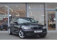 2009 BMW 1-Series 116i [2.0] Sport 5 door Step Auto Petrol Hatchback