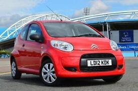 2012 Citroen C1 1.0i VTR+ 3 door Petrol Hatchback