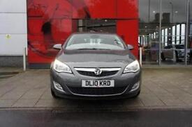 2010 Vauxhall Astra 1.6i 16V SE 5 door Auto Petrol Hatchback
