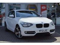 2013 BMW 1-Series 116i Sport 5 door Petrol Hatchback