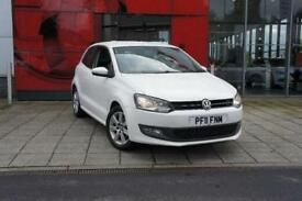 2011 Volkswagen Polo 1.4 Match 3 door Petrol Hatchback