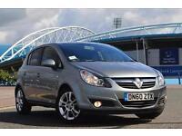 2010 Vauxhall Corsa 1.2i 16V [85] SXi 5 door [AC] Petrol Hatchback