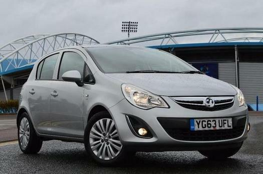 2013 Vauxhall Corsa 1.4 Energy 5 door [AC] Petrol Hatchback