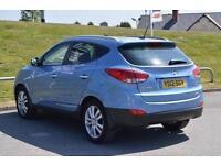 2012 Hyundai ix35 2.0 CRDi Premium 5 door Diesel Estate