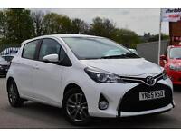 2015 Toyota Yaris 1.33 VVT-i Icon 5 door CVT Petrol Hatchback
