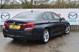 2013 BMW 5-Series 520d M Sport 4 door Step Auto Diesel Saloon