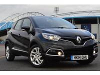 2014 Renault Captur 1.5 dCi 90 Dynamique MediaNav Energy 5 door Diesel Hatchback