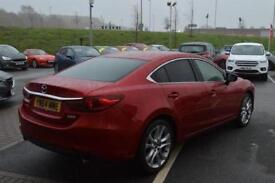 2014 Mazda 6 2.2d [175] Sport Nav 4 door Auto Diesel Saloon