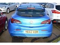 2012 Vauxhall Astra GTC 2.0T 16V VXR 3 door Petrol COUPE