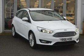 2016 Ford Focus 1.5 TDCi 120 Titanium X 5 door Diesel Hatchback