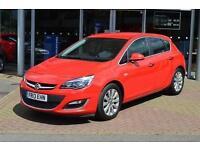 2013 Vauxhall Astra 2.0 CDTi 16V ecoFLEX Elite [165] 5 door Diesel Hatchback