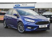 2017 Ford Focus 1.5 TDCi 120 ST-Line 5 door Powershift Diesel Hatchback