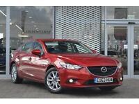 2013 Mazda 6 2.0 SE Nav 4 door Petrol Saloon