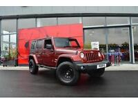 2009 Jeep Wrangler 2.8 CRD Sahara Unlimited 4 door Auto Diesel 4x4