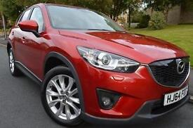2014 Mazda CX-5 2.2d [175] Sport Nav 5 door AWD Auto Diesel Estate
