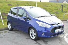 2014 Ford B-MAX 1.6 Titanium X 5 door Powershift Petrol Hatchback