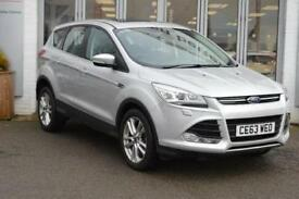 2013 Ford Kuga 2.0 TDCi Titanium X 5 door 2WD Diesel Estate