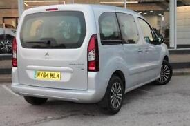 2014 Peugeot Partner Tepee 1.6 e-HDi 92 S 5 door EGC Diesel Estate