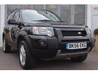 2006 Land Rover Freelander 2.0 Td4 Freestyle Hardback 3 door Diesel Convertible