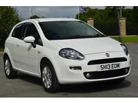 2013 Fiat Punto 1.4 Easy 3 door Petrol Hatchback