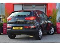 2015 Kia Sportage 1.7 CRDi ISG 1 5 door Diesel Estate