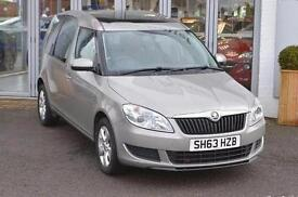 2013 Skoda Roomster 1.2 TSI 105 SE 5 door DSG Petrol Estate