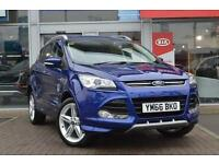 2016 Ford Kuga 2.0 TDCi 180 Titanium X Sport 5 door Diesel Estate