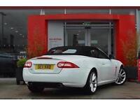 2011 Jaguar XK 5.0 V8 2 door Auto Petrol Convertible