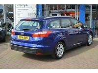 2014 Ford Focus 1.6 125 Titanium Navigator 5 door Powershift Petrol Estate