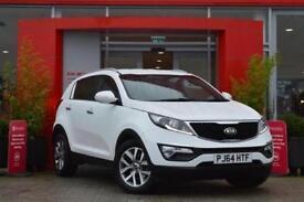 2014 Kia Sportage 1.6 GDi White Edition 5 door Petrol Estate
