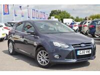 2012 Ford Focus 1.6 125 Titanium 5 door Petrol Hatchback