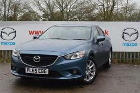 2016 Mazda 6 2.0 SE-L Nav 4 door Petrol Saloon
