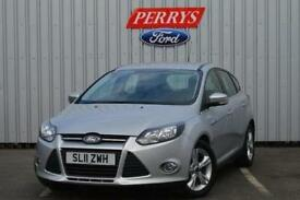 2011 Ford Focus 1.6 TDCi 115 Zetec 5 door Diesel Hatchback