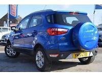 2015 Ford EcoSport 1.0 EcoBoost Titanium 5 door Petrol Hatchback