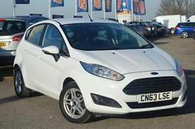 2013 Ford Fiesta 1.6 Zetec 5 door Powershift Petrol Hatchback