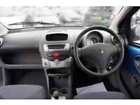 2008 Peugeot 107 1.0 Urban 3 door 2-Tronic Petrol Hatchback