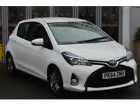 2014 Toyota Yaris 1.33 VVT-i Icon 5 door CVT Petrol Hatchback