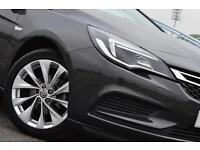 2016 Vauxhall Astra 1.6 CDTi 16V ecoFLEX Design 5 door Diesel Hatchback