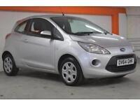 2014 Ford Ka 1.2 Edge 3 door [Start Stop] Petrol Hatchback