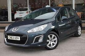 2013 Peugeot 308 1.6 HDi 92 Active 5 door Diesel Hatchback