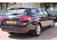 2017 Peugeot 308 SW 1.6 BlueHDi 120 Active 5 door Diesel Estate