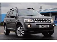 2011 Land Rover Freelander 2 2.2 SD4 HSE 5 door Auto Diesel 4x4