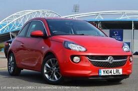 2014 Vauxhall Adam 1.2i Jam 3 door Petrol Hatchback