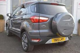 2015 Ford EcoSport 1.0 EcoBoost Titanium 5 door [X Pack] Petrol Hatchback