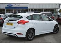 2017 Ford Focus 1.0 EcoBoost 125 ST-Line 5 door Petrol Hatchback